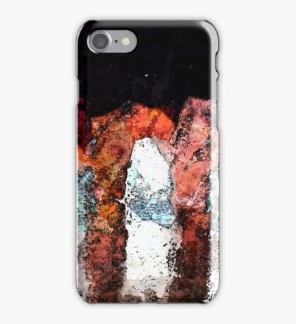 Broken Glass 16 iPhone Case/Skin