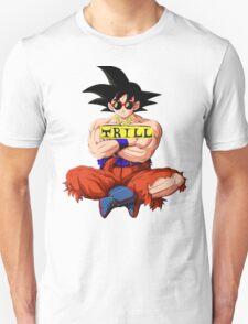 "GOKU THO ""TRILL"" Design T-Shirt"