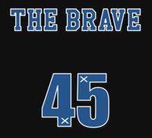 The Brave 45 Scotland Design by Sookiesooker