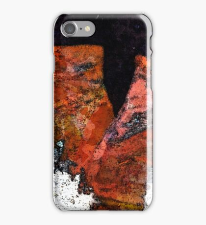 Broken Glass 18 iPhone Case/Skin