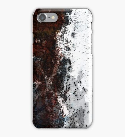 Broken Glass 19 iPhone Case/Skin