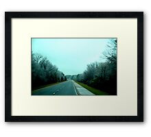 A Moment frozen In Time Framed Print