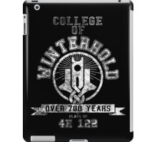 Skyrim - College Of Winterhold - College Jersey iPad Case/Skin