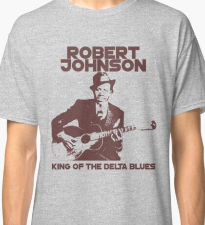 Robert Johnson - King of the Delta Blues Classic T-Shirt