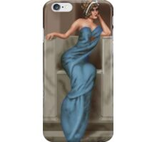 Silver Screen Queen iPhone Case/Skin