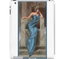 Silver Screen Queen iPad Case/Skin