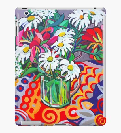 Daisy Still Life iPad Case/Skin