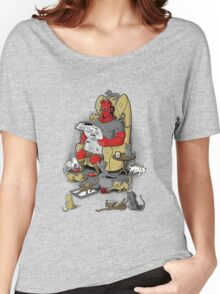 Hellboy relax Women's Relaxed Fit T-Shirt