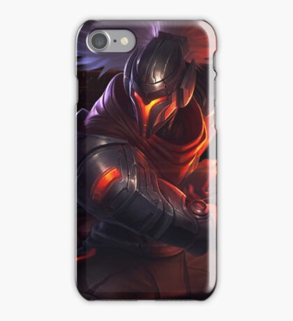 Project Yasuo Tec iPhone Case/Skin