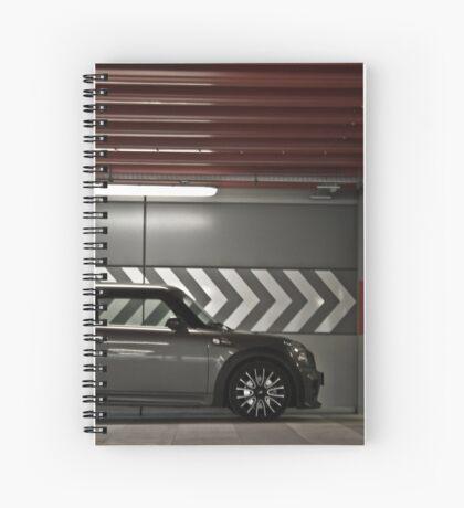 Mini John Cooper Works Spiral Notebook