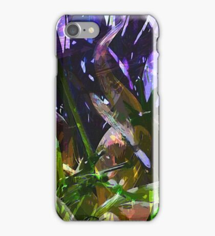 Broken Glass 23 iPhone Case/Skin