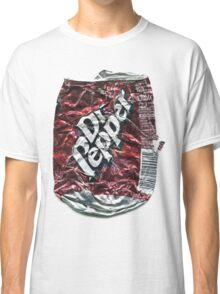 Crushed Dr Pepper Tin Classic T-Shirt