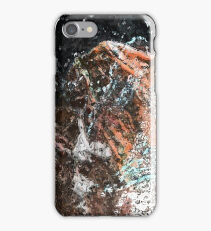 Broken Glass 24 iPhone Case/Skin