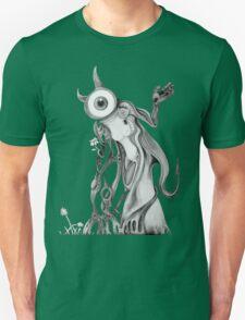 September black and white Unisex T-Shirt