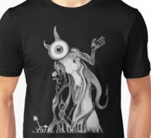 September black and white Unisex T-Shirt