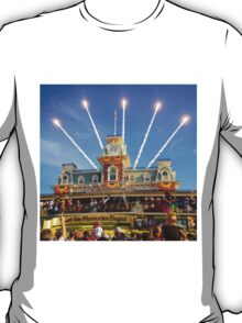 Magic Kingdom Morning Welcome Show  T-Shirt
