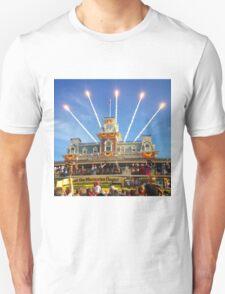 Magic Kingdom Morning Welcome Show  Unisex T-Shirt