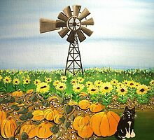 Pumpkin Patch by SLEdwards