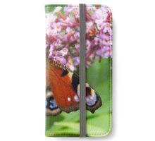 Peacock Butterfly iPhone Wallet/Case/Skin