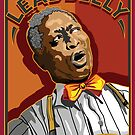 LEADBELLY by Larry Butterworth