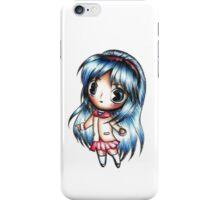 Adorable Anime Girl iPhone Case/Skin