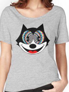 trippy felix Women's Relaxed Fit T-Shirt