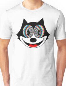 trippy felix Unisex T-Shirt