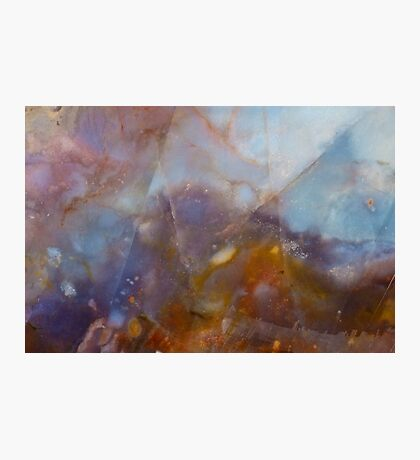 Stone Abstract Photographic Print
