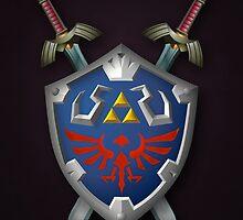 Master Sword by vedard