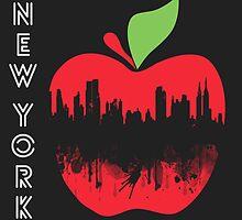 new York   by motiashkar