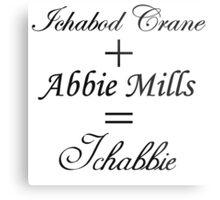 Ichabbie Equation Metal Print