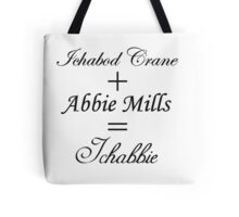 Ichabbie Equation Tote Bag