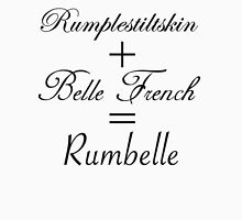 Rumbelle Equation Unisex T-Shirt