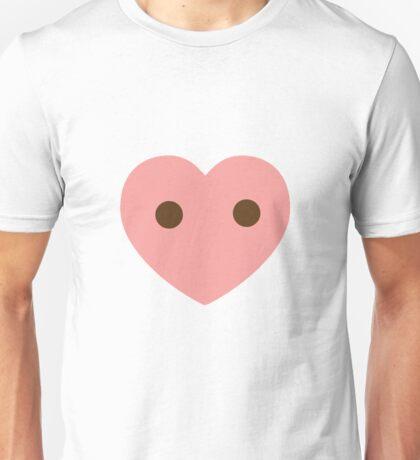 Pig heart Unisex T-Shirt