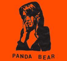 Panda Bear (Tomboy) Kids Clothes