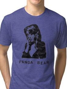 Panda Bear (Tomboy) Tri-blend T-Shirt