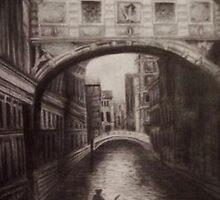 Venice by AprilStrange