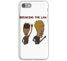 Breaking Beavis iPhone Case/Skin