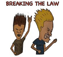 Breaking Beavis by bomvibes