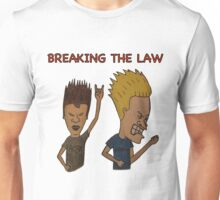 Breaking Beavis Unisex T-Shirt