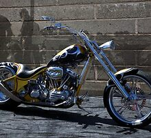 Easy Rider by Glenn Bumford