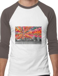 Blooming Toronto Men's Baseball ¾ T-Shirt