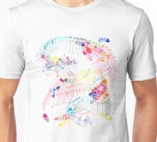 Anatomical Quetzalcoatl Unisex T-Shirt