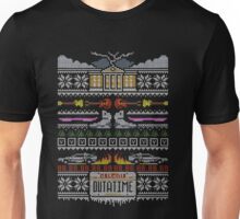 Back to the Future Christmas Unisex T-Shirt