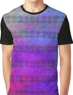 Psychedelic Beads Graphic T-Shirt