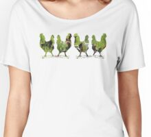 Bunch Of Chickens, chicken lover, mom, breeder, farmer Women's Relaxed Fit T-Shirt