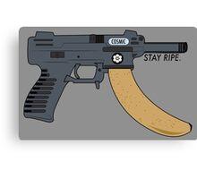 COSMIC NANA GUN  Canvas Print