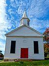 Immanuel Lutheran Church by Susan S. Kline