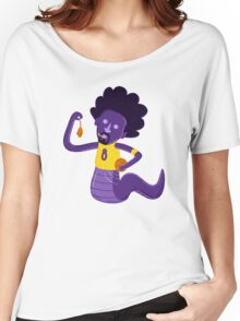 Afro Mamba Women's Relaxed Fit T-Shirt