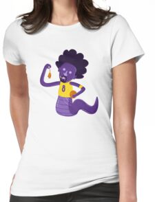 Afro Mamba Womens Fitted T-Shirt